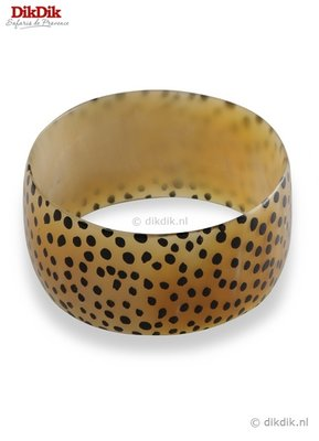 Safari armband cheetah breed